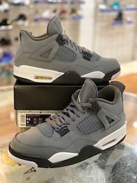 Cool grey 4s size 9.5 Silver Spring, 20902