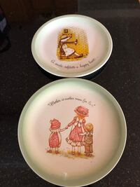 Holly hobby collector plates Hagerstown, 21742