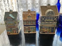 Kitchen canisters from England Beltsville, 20783