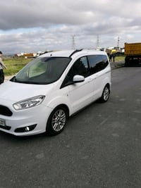 2017 Ford Courier Istanbul