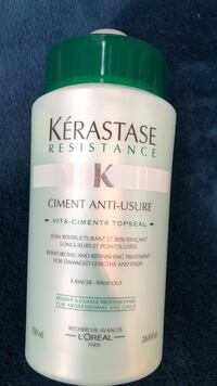 Kerastase Resistance ciment anti-usure bottle