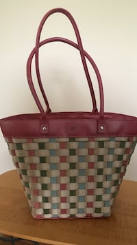 NEW Longaberger Tote-Collector's Item Frederick