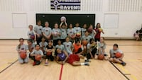 All Girls Basketball League  Milton