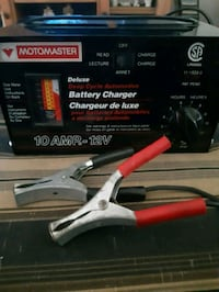 Motomaster Deluxe Battery Trickle Charger Stony Plain, T7Z 1G5