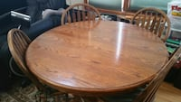 Dining table with chairs Littleton, 80128