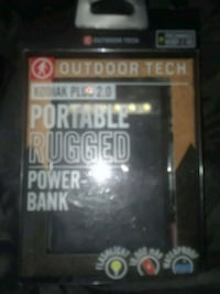 Outdoor Tech Kodiak Pls 2.0 Portable Power-Bank Santa Rosa, 95404