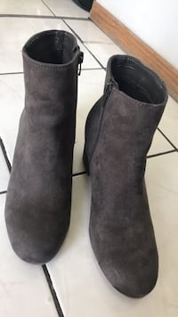 Shoes spring size 8 , used 1 day , look new  Calgary, T2B 3G1