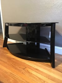 Tempered Glass TV Stand Norfolk, 23517