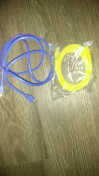 2 Ethernet Cable Cords! Tulsa, 74133