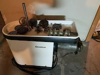 Commercial sanitary meat grinder Barnstable, 02648