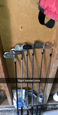 Golf clubs/ golf bag