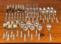 Reed and Barton sterling silver flatware Potomac, 20854