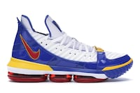 Nike LeBron 16 Superman SuperBron shoes Richmond, V6X 2A2