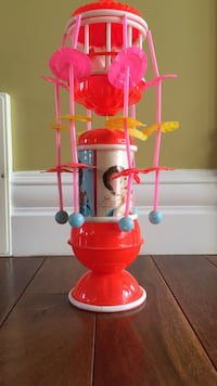 Japanese made antique wind up toy. Made in 1940s Edmonton, T6R 0B1