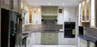 Kitchen remodel Brampton