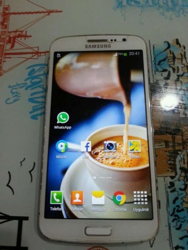 Samsung Galaxy grand 2 tertemiz