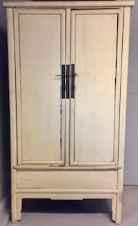 Antique Chinese Armoire Closter, 07624