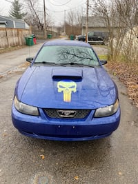2003 Ford Mustang GT Premium will trade for a 4door 4/4 truck