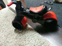 black and red ride on toy trike Barrie, L4N 8S3