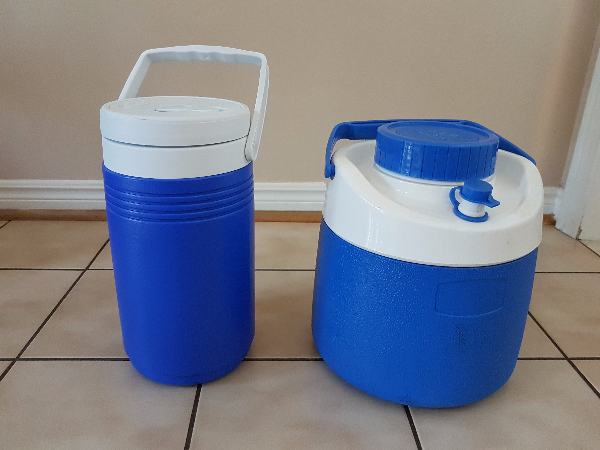Cooler Jug ($10 each)