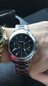Fossil chronograph watch Greer, 29650