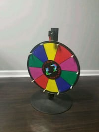 SPIN TO WIN WHEEL TABLE TOP GAME SPINNER Jacksonville, 32225