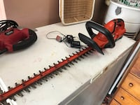Black and Decker 22' Electric Hedge Clippers Richmond, V7E 1G9