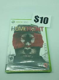 Xbox 360 Call of Duty Ghosts game case Montréal, H8P 2J7