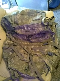 Military back pach