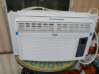 white Haier window-type air conditioner Alexandria, 22303