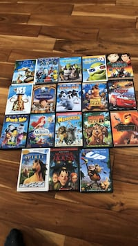 assorted movies  Boutte, 70039