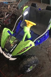 Power Wheels dune buggy. With good battery and charger included.