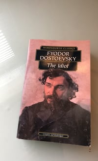 The Idiot by Fyodor Dostoevsky London, N6H 2G6