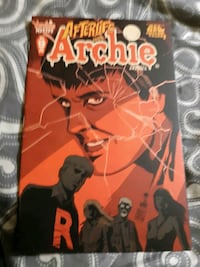 Archie's Horror Comic Chattanooga