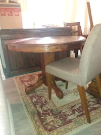 kitchen table with chairs