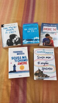 tre libri e libri assortiti Dalmine, 24044