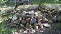 Beautiful landscape rocks for any project or pond. Spruce Grove, T7Y 1B8