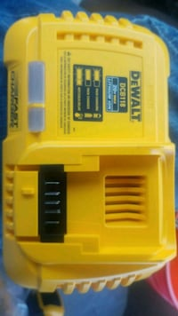 yellow and black DeWalt battery charger Essex, 21221