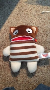 brown and white dog plush toy Salinas, 93908