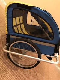 Double Child Carrier Bicycle Trailer Laurel, 20723