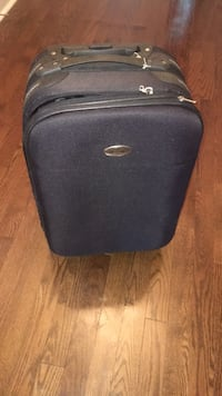 Black Mini Luggage suitcase for travel Brampton, L6P 2E5