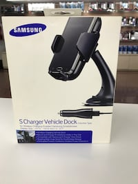 Samsung Wireless S Charger Vehicle dock for Galaxy