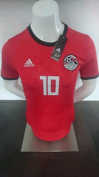 2018 WORLD EGYPT JERSEY #10 M.SALAH