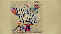Just dance 2019 wii Silver Spring, 20904