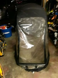 personal housing cover for snow blower