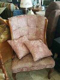Accent Chair with 2 pillows Columbia, 38401