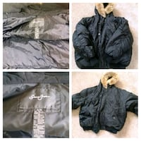 New Down Filled Sean John XL Winter Parka. Pick up in Clareview $50 Edmonton, T5Y 3E8