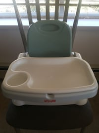 Fisher price high chair Surrey, V3T 4M4