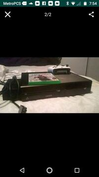 black Xbox One console with controller Charlotte, 28208