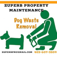 Dog Waste Removal Calgary